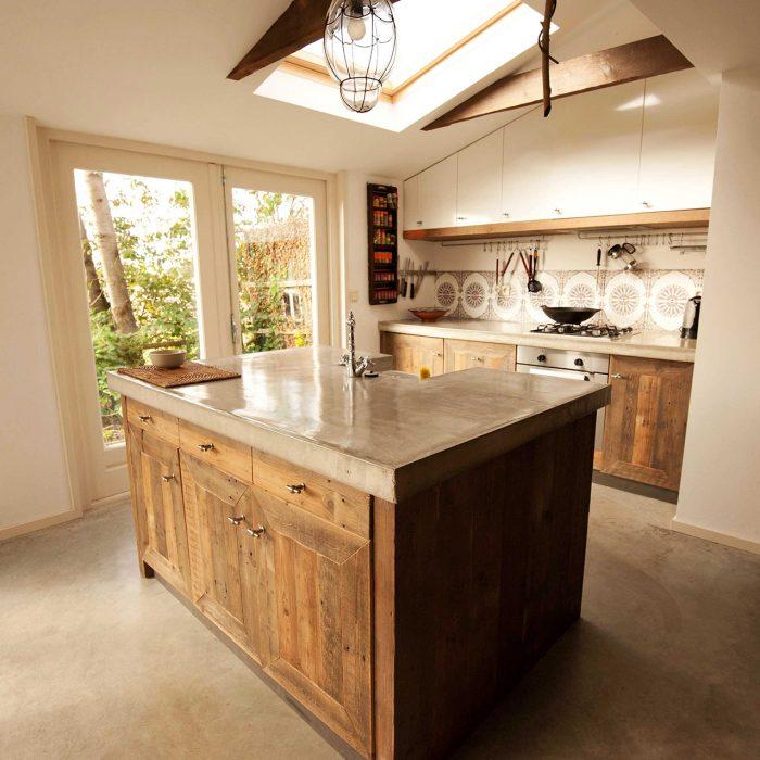 Keuken Kamperland